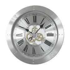 <b>Часы Rhythm Часы</b> настен 76х7см сереб (<b>CMG759NR19</b>)