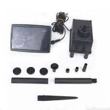 7v <b>1.5w solar</b> panel <b>powered</b> water pump toy kit for submersible ...