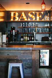 1000 ideas about rustic basement bar on pinterest rustic basement basement bars and basements attractive home bar decor 1