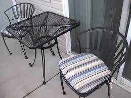 wrought iron apartment patio furniture apartment patio furniture