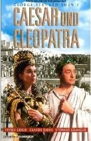 Billedresultat for cæsar og cleopatra