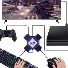 EastVita KX USB Game Controller <b>Converter Keyboard Mouse</b> ...