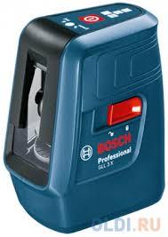 Лазерный <b>нивелир Bosch GLL 3 X</b> 0601063CJ0 — купить по ...