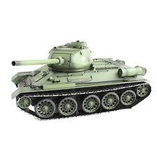 <b>Радиоуправляемый танк Heng Long</b> T34-85 от интернет ...