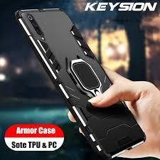 <b>KEYSION Shockproof Case For</b> Samsung Galaxy A50 A30 A20 A10 A