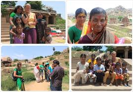 traveling in a truly life changing experience meeting n families in hampi