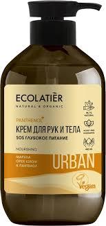 <b>Крем для рук</b> и тела Ecolatier <b>Urban</b> SOS Глубокое питание, 400 ...