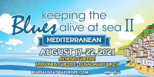 Keeping the Blues Alive at Sea Mediterranean - August 17-22, 2021
