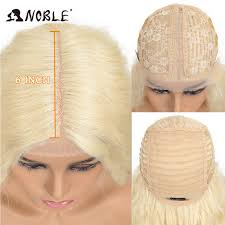 <b>Noble Hair Synthetic Wig</b> Lace Front Synthetic Wig Long Curly ...