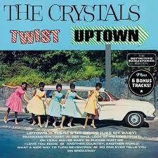 The <b>Crystals</b> - <b>Twist Uptown</b> (CD) (Remaster) | Walmart Canada