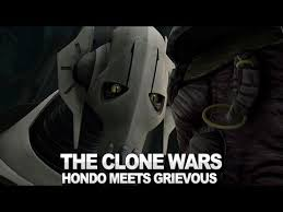 Star Wars: The Clone Wars - Hondo Meets Grievous! - YouTube