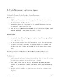 Medical Office Manager Job Description Front Desk Manager Job ... front ...