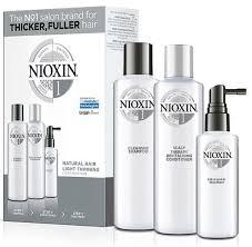 <b>Nioxin system 1</b> Для нормальных,тонких и натуральных волос