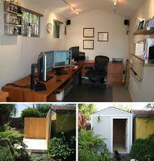 were so green with envy right now of brian dehamers amazing san diego tool shed conversion brian purchased a 8 x 15 tuff shed standard ranch storage backyard office sheds