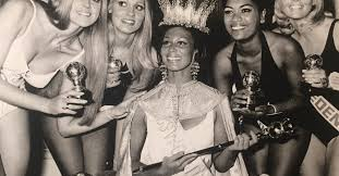 The First <b>Black</b> Miss World Looks Back 50 Years Later | Time