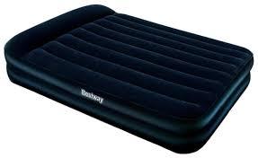 <b>Надувная кровать Bestway</b> Tritech Airbed Queen Built-in AC pump ...