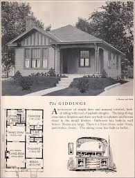ideas about Home Builders on Pinterest   Vintage House Plans     Home Builders Catalog   Giddings House Plan   American Residential Architecture   Modern Bungalow Style