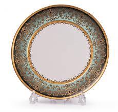 Купить <b>Набор тарелок Prague</b> Degrade, 6 шт., 22 см, фарфор ...