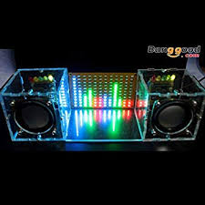 With Housing DIY Music Spectrum LED Flash Kit + ... - Amazon.com