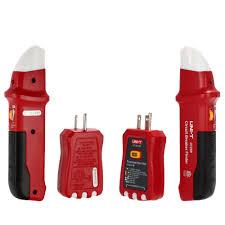 <b>UNI T UT25A Professional Automatic</b> Circuit Breaker Finder Socket ...