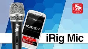 <b>IK Multimedia</b> iRig <b>Mic</b> - конденсаторный концертный <b>микрофон</b> ...