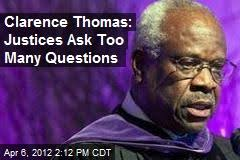 Clarence Thomas – News Stories About Clarence Thomas - Page 1 | Newser