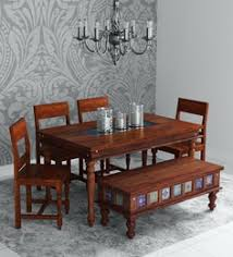 Upto 70% Off on Six Seater <b>Dining Sets</b>