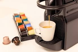 multi use single cup mini drip coffee makers electric automatic machine with ceramic as gift insulation