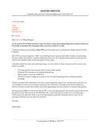 Best Automotive Cover Letter Samples   LiveCareer