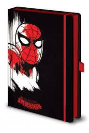 <b>Блокнот Marvel</b>: Retro Spider-Man Mono - купить по цене 1390 руб ...