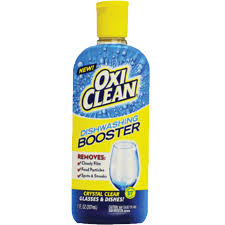 oxiclean dishwashing booster review