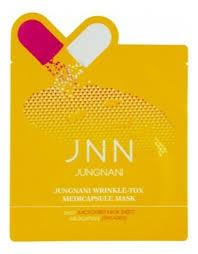 <b>Тканевая маска антивозрастная</b> Jungnani JNN Wrinkle-Tox ...