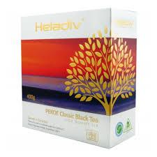 <b>Чай HELADIV</b> PEKOE <b>черный</b> листовой, 400гр — купить в ...