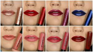 <b>Smashbox Be Legendary Liquid</b> Lipstick Review & Swatches ...
