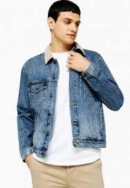 Купить мужские <b>джинсовые</b> куртки <b>Topman</b> (<b>Топмэн</b>) от 3 899 руб ...