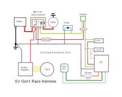 1st gen sv650 wiring diagram 1st wiring diagrams race wiring for 1st gen again but different suzuki sv650