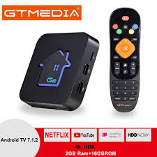 <b>GTmedia G2 Android TV</b> Box M3U IPTV World Europe Subscription ...