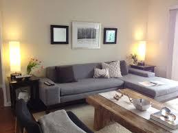 cozy dark fabric sectional sofa brilliant red living room furniture