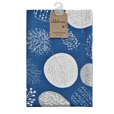 <b>Полотенце кухонное Melissa</b> Forest синее, размер: 45х60см ...