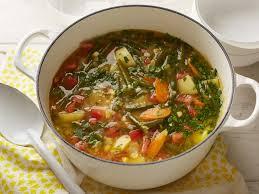 Garden <b>Vegetable Soup</b> Recipe | Alton Brown | Food Network