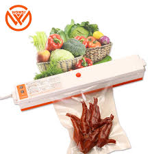 WOMSI 220V/110V <b>Household Food</b> Vacuum Sealer Packaging ...