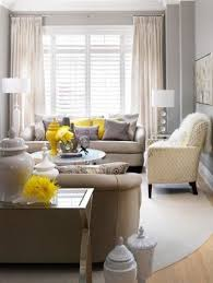 yellow and grey chic living room chic yellow living room
