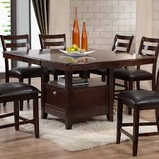 person dining room table foter: holland house  dining pub table with one uquot butterfly leaf