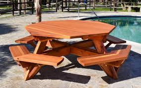 Picnic Table Dining Room Dining Table Fantastic Furniture For Outdoor Dining Room
