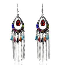 Women's Earrings Tassel Imagine Stylish European <b>Fashion</b> ...
