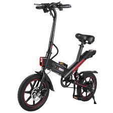 <b>DOHIKER</b> Y1 <b>Folding Electric Bicycle</b> 350W 36V Waterproof