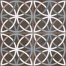 Керамическая <b>плитка Dualgres Chic</b> Collection Bosham Black 45x45