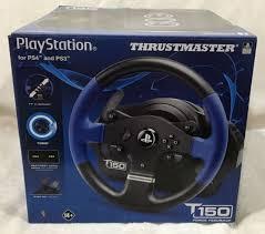 <b>THRUSTMASTER T150 Force Feedback</b> Racing Wheel for ...