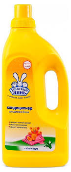 Купить <b>Кондиционер</b> «<b>Ушастый нянь</b>» для детского белья с алоэ ...