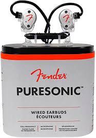 Fender PureSonic in-Ear Headphones and Monitors ... - Amazon.com